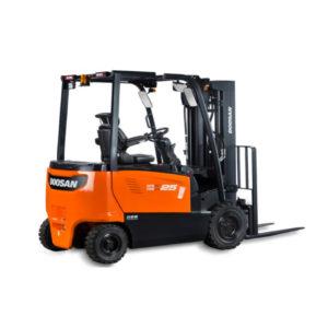 Carretillas Diesel 2500 KG